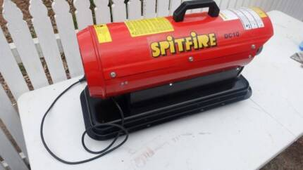 Spitfire Heater DC10 Direct Fired Kerosene/Diesel heater Glebe Inner Sydney Preview