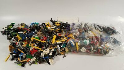 6.5Lbs of Assorted LEGO & Other Building Bricks & Pieces – LOT