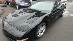 2002 Chevrolet Corvette décapotable 5.7L 350 hp