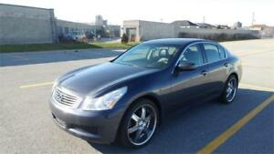 2009 Infiniti G37X AWD Mint Condition