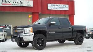 2012 Chevrolet Silverado 1500 Crew Cab 4X4 **LIFTED with 35'S**