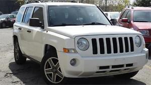 2008 Jeep Patriot Sport WITH SAFETY CERTIFICATE