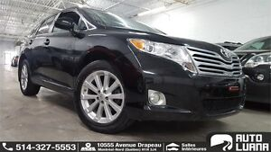 2011 Toyota Venza Sieges Chauffant / Bluetooth / **79000km**