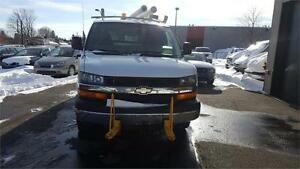 2009 Chevrolet Express Cargo Van.WITH NEW REBUILT TRANSMISSIO