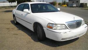 2009 Lincoln Town Car Executive L w/Livery Pkg