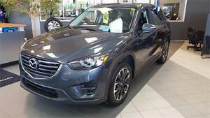 2016 Mazda CX-5 GT CERTIFIED PRE-OWNED