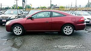 2003 Honda Accord Coupe EX-V6 / 108k / AUTO / LEATHER / S-ROOF