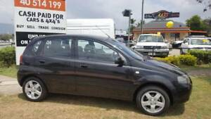 Wow!! Low Low Km's - Auto - Fuel Efficient =  This Holden Barina