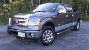 2014 Ford F-150 XLT - XTR - Leather Seats