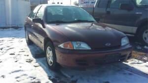 2002 Chevrolet Cavalier VL