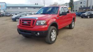 LIFTED 2008 Ford F-150 Lariat-4x4-FullyLoaded-LOW Millage 116023