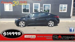 2016 HYUNDAI ELANTRA GL SEDAN - cruise, bluetooth, only 29K