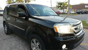 2011 Honda Pilot Touring TOP OF THE LINE ACCIDENT FREE FINANCING