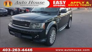 2011 LAND ROVER RANGE ROVER SPORT HSE NAVIGATION BACKUP CAMERA