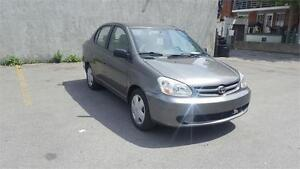 Trs belle Toyota Echo 2005 Automatique full option 109km
