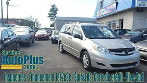 2008 Toyota Sienna CE FULL - A/C - 7PAX