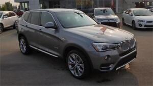 2017 BMW X3 PREMIUM AWD **4036124988** EVERYONE APPROVED