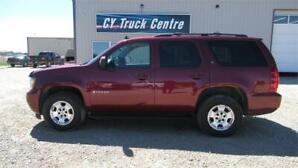 2009 Chevrolet Tahoe LT 5.3L 6spd 3rd Row Lthr Roof 4x4