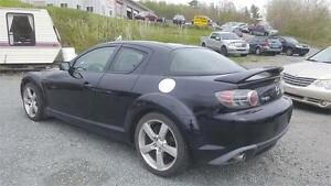RARE 2006 Mazda RX-8 , AUTO WITH MANUAL OPTION NEW TIRES !!!!