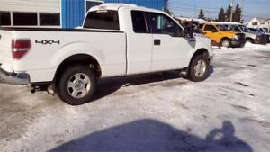 2009 FORD F150 4X4