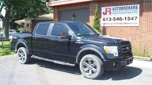 2010 Ford F-150 FX4 Supercrew 4X4 - FULLY LOADED!