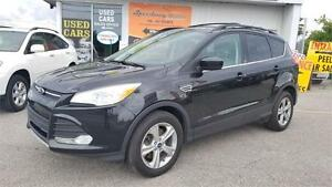 2013 Ford Escape SE AWD - Heated Seats,Bluetooth,Accident Free