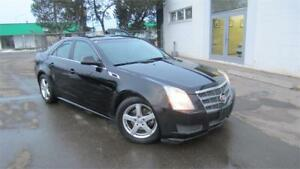 2011 Cadillac CTS4 Sedan Luxury AWD