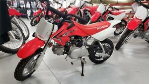 2019 CRF50F $2100 Out the Door