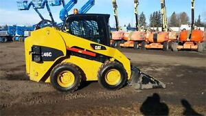 Caterpillar 246C Skid Steer