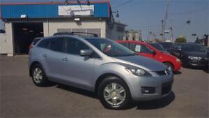 MAZDA CX-7 GT CUIR / 8 PNEUS,MAGS / AWD / TOIT OUVRANT / FULL !!