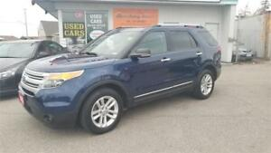 2012 Ford Explorer XLT 4WD - Panoramic Roof, Camera, Bluetooth
