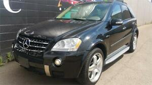 2007 Mercedes Benz ML63 AMG *LOW KMS*NEW TIRES*IMMACULATE SHAPE