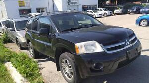 2008 Mitsubishi Endeavor LIMITED|  AWD | Warranty | Leather|