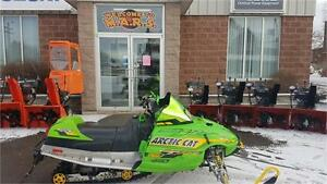 Pre-owned 2003 Arctic Cat Z 440 ONLY $3450 or $26 per week OAC