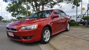 Auto - Mitsubishi VR Lancer - 3 Year Wty + Sat Nav + Long Rego Westcourt Cairns City Preview