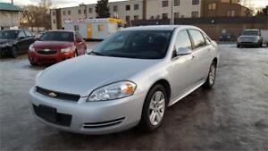 2011 Chevrolet Impala- ONLY 132K-CLEAN CARPROOF-FREE  WARRANTY