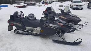 2008 VERY CLEAN POLARIS IQ TOURING LOW KMS 4STROKE 750 TURBO