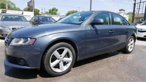 2009 Audi A4 Quattro //1 Owner//No Accident//1 Year Warranty