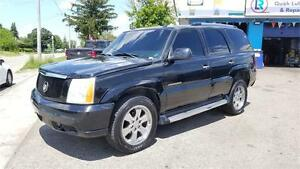"2005 Cadillac Escalade AWD- Leather,20"" Wheels,Fully Loaded"