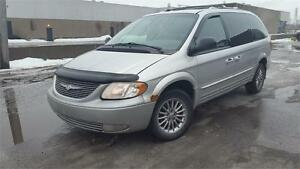 2002 CHRYSLER TOWN & COUNTRY (FULL EQUIPED)