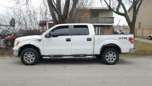 2010 Ford F-150 XLT,4X4,P.Group, LOADED ,Sharp, CERTIFIED $13475