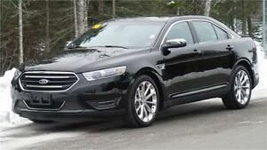 2016 Ford Taurus Limited (Leather, Navigation, AWD)