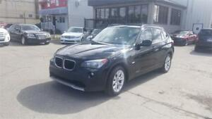 2012 BMW X1 Sport Package