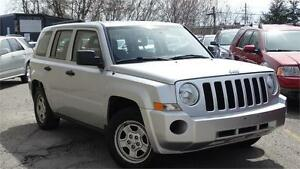 2007 Jeep Patriot Sport With safety certificate,