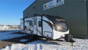 2018 Heartland North Trail 22RBK travel trailer
