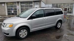 Dodge G. caravan 2009 7places, stow and go, bluetooth