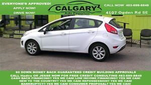 2012 Ford Fiesta SE  *$99 DOWN 2 PAYSTUB GUARANTEED APPROVALS*