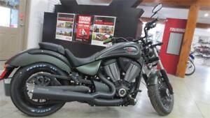 2016 Victory Gunner NEW $14999.00+HST+Licence + Fuel