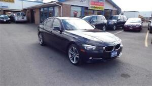 2014 BMW 3 Series 320i xDrive/NO ACCIDENT/RED INTERIOR/ $24900