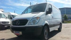 2008 Dodge Sprinter 2500,  45 IN STOCK, DIESEL, 144WB, 3.0L 6cyl